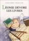 """Couverture du livre : """"Léonie dévore les livres"""""""