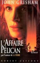 """Couverture du livre : """"L'affaire Pélican"""""""