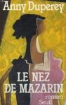 """Couverture du livre : """"Le nez de Mazarin"""""""