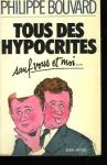 """Couverture du livre : """"Tous des hypocrites sauf vous et moi"""""""
