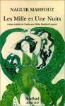 """Couverture du livre : """"Les mille et une nuits"""""""