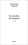 """Couverture du livre : """"Les taches du léopard"""""""