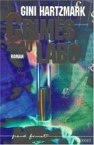 """Couverture du livre : """"Crimes au labo"""""""