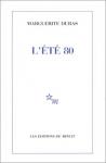 """Couverture du livre : """"L'été 80"""""""