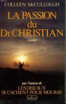 """Couverture du livre : """"La passion du Dr Christian"""""""