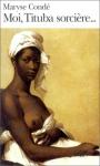 """Couverture du livre : """"Moi, Tituba sorcière, noire de Salem"""""""