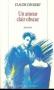 """Couverture du livre : """"Un amour clair-obscur"""""""