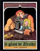 """Couverture du livre : """"Le géant de Zéralda"""""""