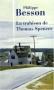 """Couverture du livre : """"La trahison de Thomas Spencer"""""""