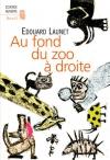 """Couverture du livre : """"Au fond du zoo à droite"""""""