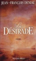 """Couverture du livre : """"La désirade"""""""