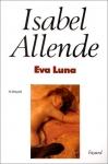 """Couverture du livre : """"Eva Luna"""""""