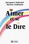 """Couverture du livre : """"Aimer et se le dire"""""""