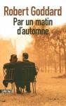 """Couverture du livre : """"Par un matin d'automne"""""""