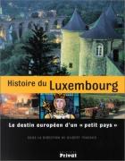 """Couverture du livre : """"Histoire du Luxembourg"""""""