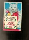 """Couverture du livre : """"Un chat est venu pour Noël"""""""