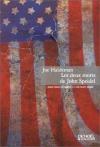 """Couverture du livre : """"Les deux morts de John Speidel"""""""