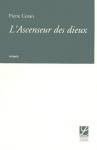 """Couverture du livre : """"L'ascenseur des dieux"""""""