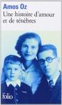 """Couverture du livre : """"Une histoire d'amour et de ténèbres"""""""