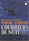 """Couverture du livre : """"Courriers de nuit"""""""