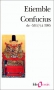 """Couverture du livre : """"Confucius"""""""