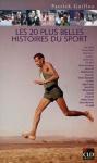 """Couverture du livre : """"Les vingt plus belles histoires du sport"""""""