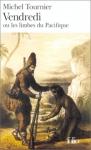 """Couverture du livre : """"Vendredi ou les limbes du Pacifiques"""""""