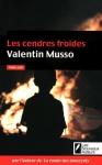"""Couverture du livre : """"Les cendres froides"""""""