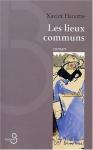 """Couverture du livre : """"Les lieux communs"""""""