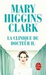 """Couverture du livre : """"La clinique du docteur H."""""""