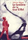 """Couverture du livre : """"Le fantôme de la tour Eiffel"""""""