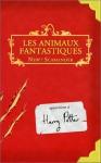 """Couverture du livre : """"Les animaux fantastiques"""""""