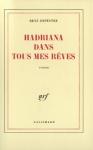 """Couverture du livre : """"Hadriana dans tous mes rêves"""""""