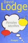 """Couverture du livre : """"Pensées secrètes"""""""