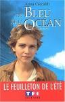 """Couverture du livre : """"Le bleu de l'océan"""""""