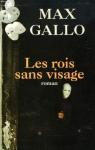 """Couverture du livre : """"Les rois sans visage"""""""