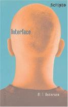 """Couverture du livre : """"Interface"""""""