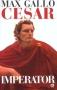 """Couverture du livre : """"César imperator"""""""