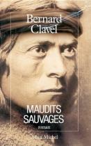 """Couverture du livre : """"Maudits sauvages"""""""