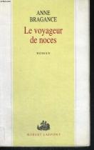 """Couverture du livre : """"Le voyageur de noces"""""""