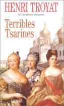 """Couverture du livre : """"Terribles tsarines"""""""
