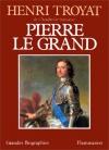 """Couverture du livre : """"Pierre le Grand"""""""