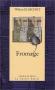 """Couverture du livre : """"Fromage"""""""