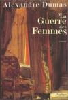 """Couverture du livre : """"La guerre des femmes"""""""