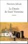 """Couverture du livre : """"Le destin de Iouri Voronine"""""""