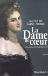 """Couverture du livre : """"La Dame de coeur"""""""