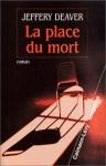 """Couverture du livre : """"La place du mort"""""""