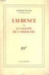 """Couverture du livre : """"Laurence ou la sagesse de l'amour fou"""""""