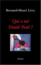 """Couverture du livre : """"Qui a tué Daniel Pearl ?"""""""