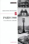 """Couverture du livre : """"Paris 1900"""""""